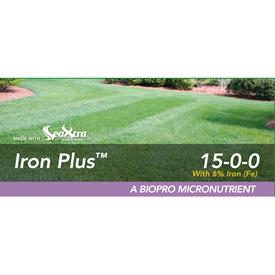 Iron Plus 15-0-0-6 Logo