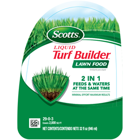Scotts Liquid Turf Builder Lawn Food Logo