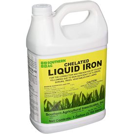 Southern Ag Chelated Liquid Iron Logo